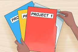 Managing Multiple Projects